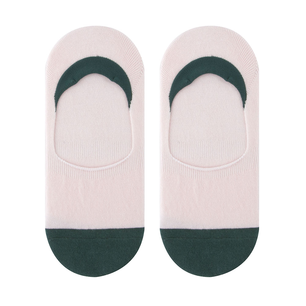 cover socks color light pink