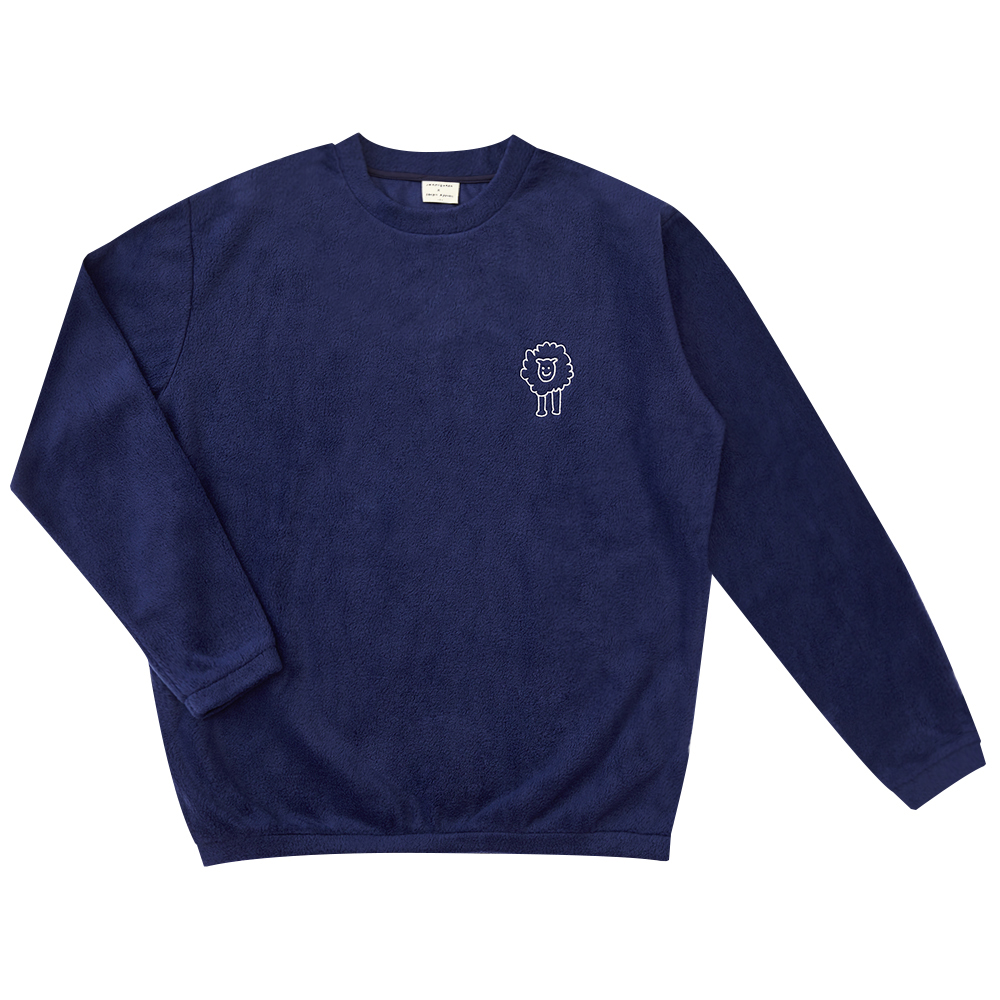 INAP fleece sweatshirt sheep