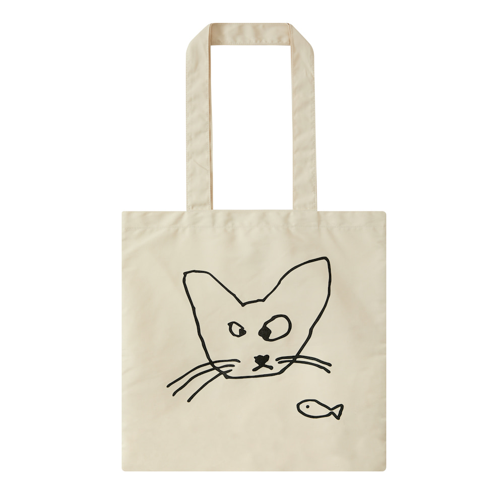 MOGU shoulder bag neko
