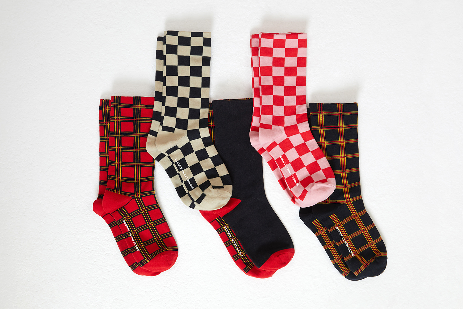 20SS SOCKSAPPEAL X BOURIE