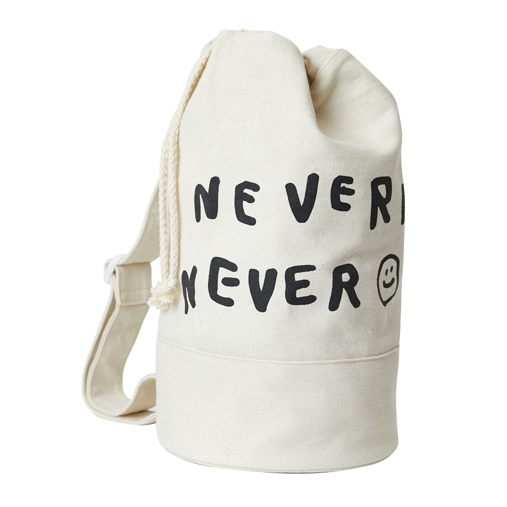 INAP duffle bag nevermind